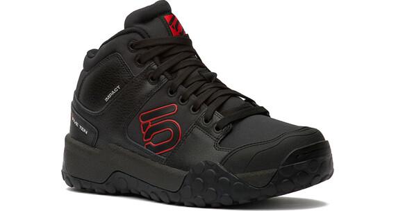 Five Ten Impact High Shoes Men Black/Red
